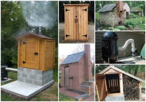 16 DIY Smokehouse Ideas