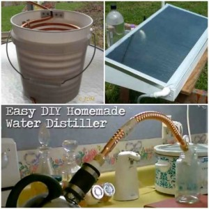 water-distiller