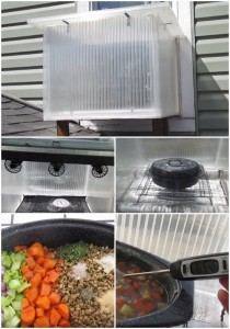 This Off Grid Window Box Solar Heater Doubles As A Solar Oven