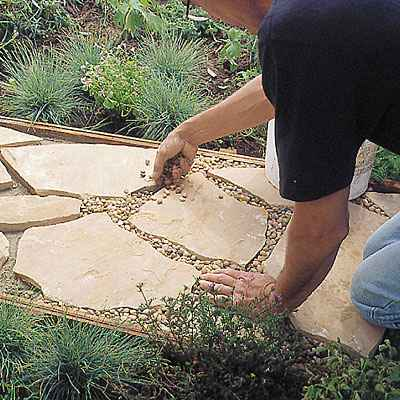 Charming 1 Diy Garden Path Ideas