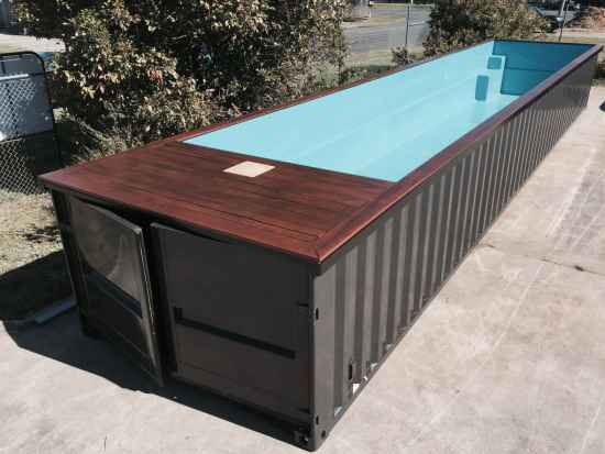17 diy hot tubs and swimming pools. Black Bedroom Furniture Sets. Home Design Ideas