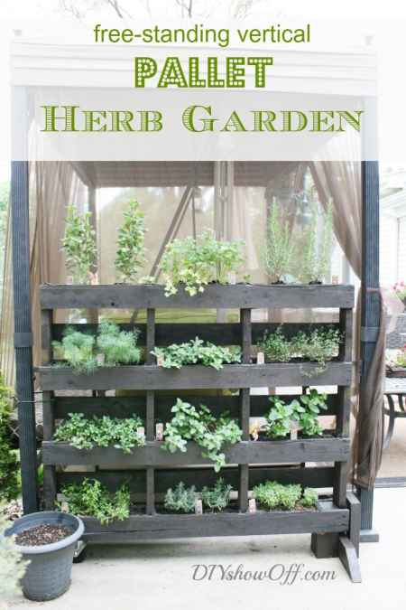 1-pallet-garden-planter-ideas
