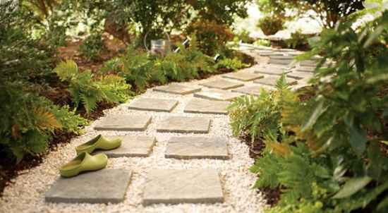 5 Diy Garden Path Ideas