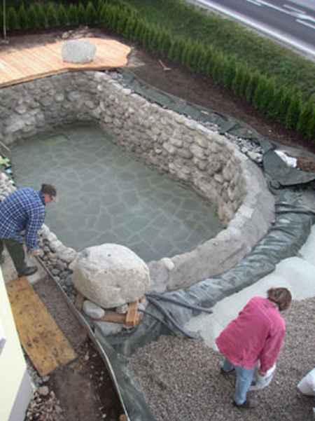 5 Diy Hot Tubs And Swimming Pools