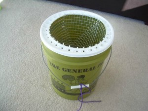 DIY 5 Gallon Bucket Fish Trap