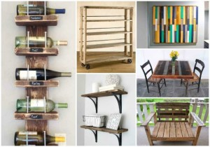 18 Brilliant Ways To Use Reclaimed Wood