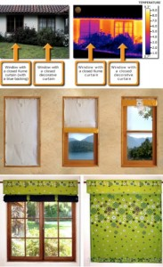 DIY Insulating Curtains That Cut Heat Loss Through Windows By 50%