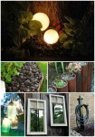 18 DIY Projects For Garden Decoration