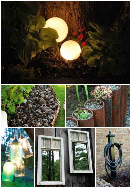 diy-projects-for-garden-decoration