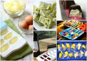 21 Genius Ways To Use Ice Cube Trays