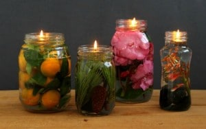 Magical Mason Jar Oil Lamp DIY