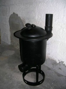 How To Make A Wood Burning Stove From A Gas Tank