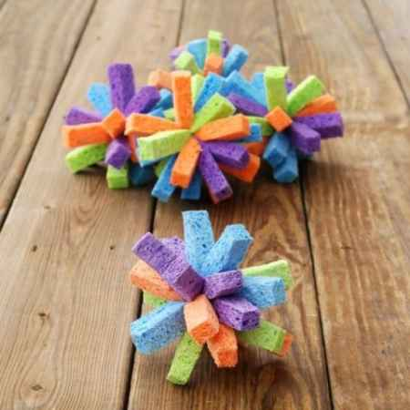 25 exciting crafts for bored kids for Cool fun easy crafts