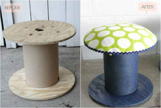 2-brilliant-ways-to-repurpose-empty-wire-spools