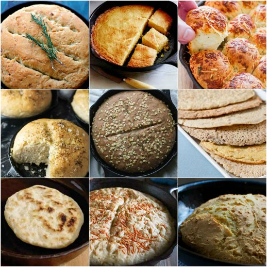 best-cast-iron-skillet-bread-recipes