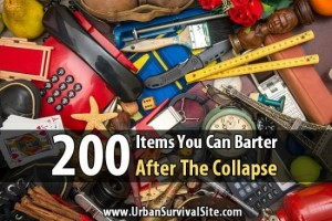 200 Of The Best Items To Barter