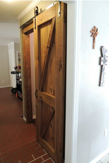 Barn Door Bedroom Furniture