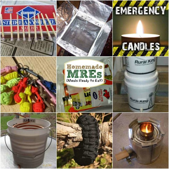 18 Diy Items For Your Survival Kit