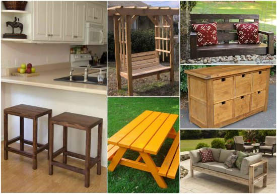 Brilliant Wood Projects You Can Build Plans To Build A Mini