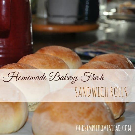 homemade-sandwich-rolls
