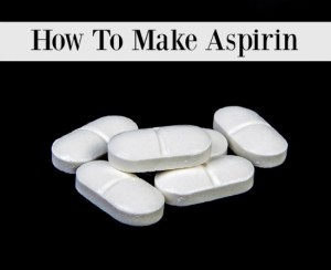 Guide: How To Make Aspirin