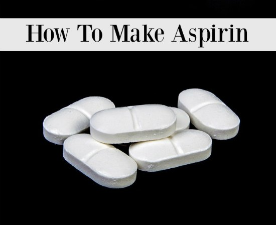 how-to-make-aspirin