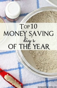 Top 10 Money-Saving DIY Projects
