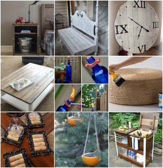 27 most useful diy projects for the home Home decor survivor 4