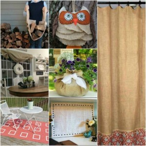 30 Ways To Repurpose Burlap Sacks For The Homestead