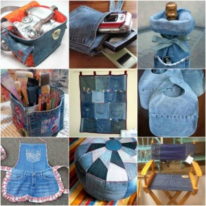 18 Brilliant Ways To Repurpose Denim For The Homestead