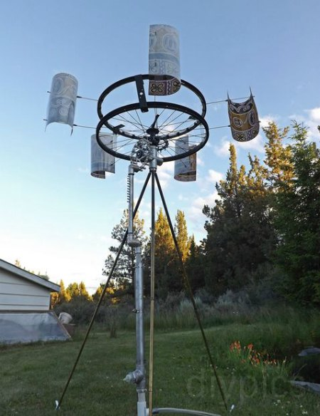 wind-powered-water-pump
