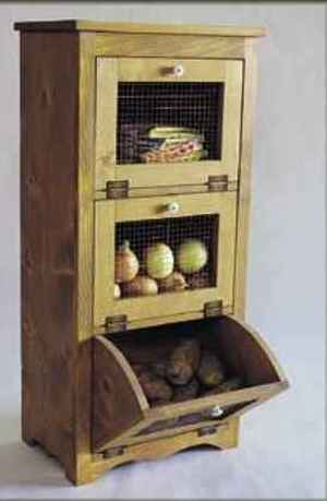 Delicieux 1 Diy Fruit And Veggie Storage Ideas
