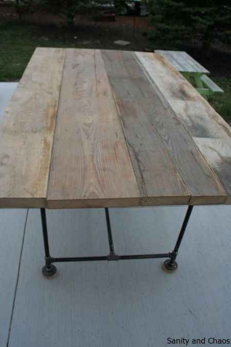 11 Diy Outdoor Dining Room Tables