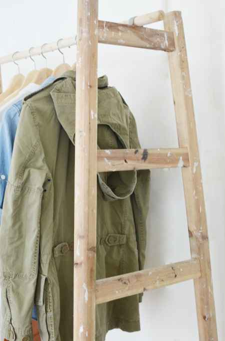 18 Ways To Repurpose Ladders Around The Homestead