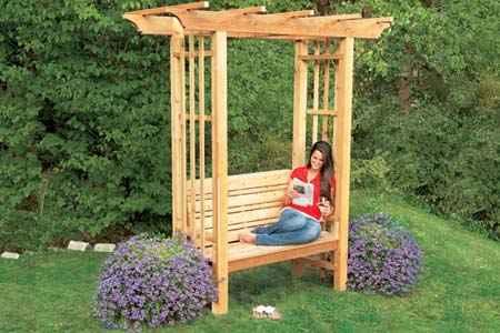 16-diy-impressive-garden-benches
