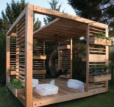 18 diy pergola plans and ideas for your homestead. Black Bedroom Furniture Sets. Home Design Ideas