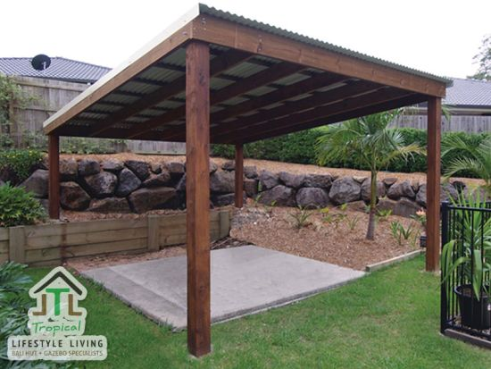17-diy-pergola-plans-and-ideas - 18 DIY Pergola Plans And Ideas For Your Homestead