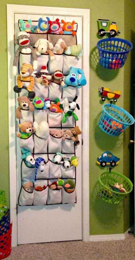 17-ways-to-use-hanging-shoe-organizers-other-than-for-shoes