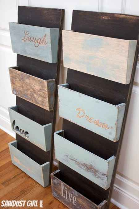 Charmant 6 Diy Hanging Storage Solutions And Ideas