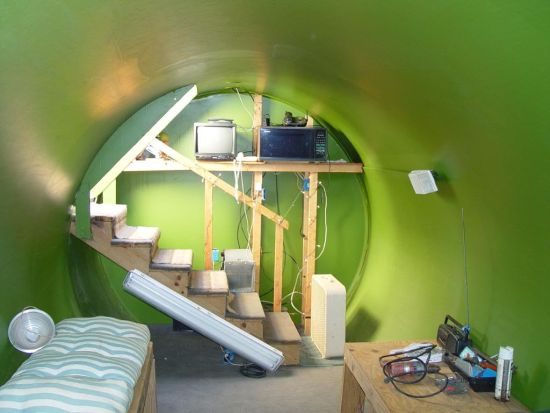 14 Underground Shelter Ideas