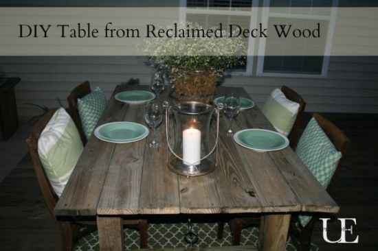 Fabulous 18 Diy Outdoor Dining Room Tables Home Interior And Landscaping Ymoonbapapsignezvosmurscom