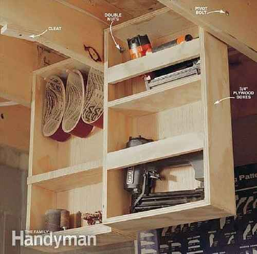 18 Genius Diy Hanging Storage Solutions And Ideas