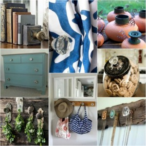 18 Brilliant Ways To Repurpose Old Door Knobs