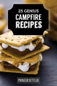 25 Genius Campfire Recipes For Homesteaders