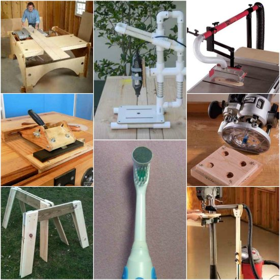 18 DIY Shop Tools For Your Homestead Projects