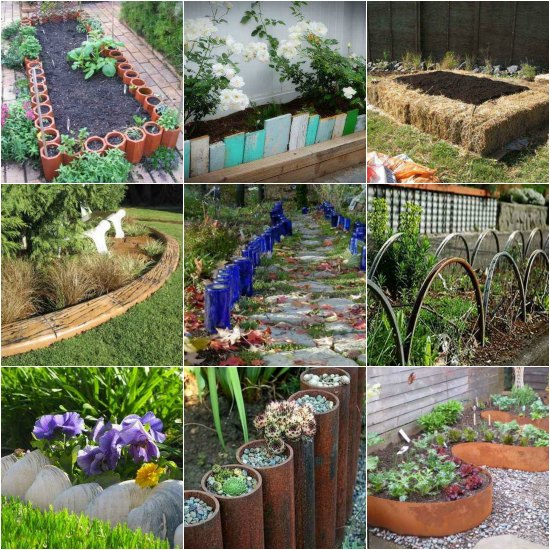 gardening-bed-edging-ideas-that-are-easy-to-do