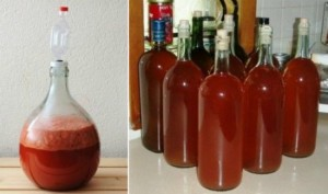 homemade-strawberry-wine