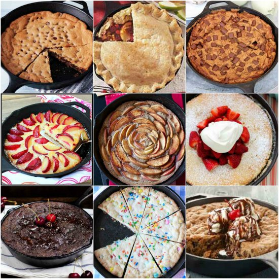 incredible-cast-iron-skillet-dessert-recipes
