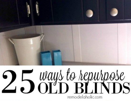 repurpose-old-blinds