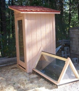 How To Build A Solar Dehydrator Shed